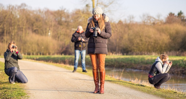 Workshop 'Fotografie voor beginners'